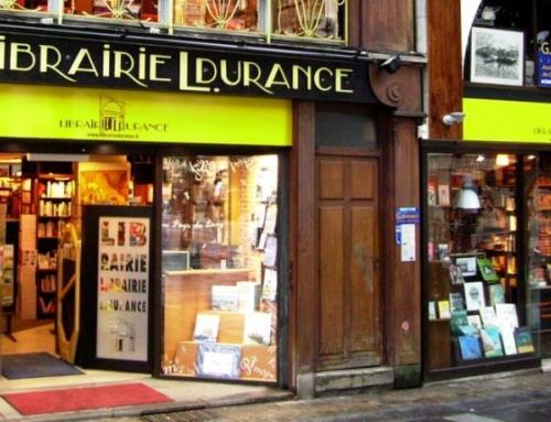 Rencontre / dédicace à Nantes le 3 juin 2017 à 15 h – Librairie Durance